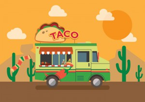 vector-taco-truck